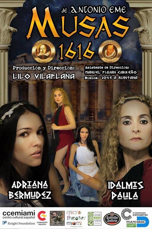 Musas 1616 | Teatro | Lilo Vilaplana
