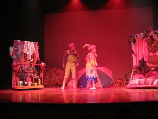 Obra de teatro Las Aventuras de Gali