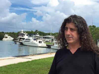 Director cubano Lilo Vilaplana