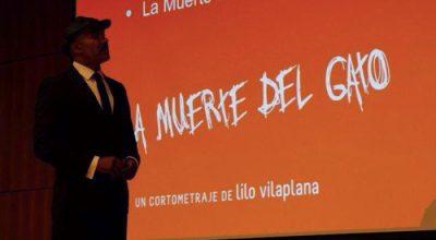 Lilo Vilaplana presenta La Muerte del Gato
