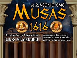 Microteatro Musas 1616 | Lilo Vilaplana